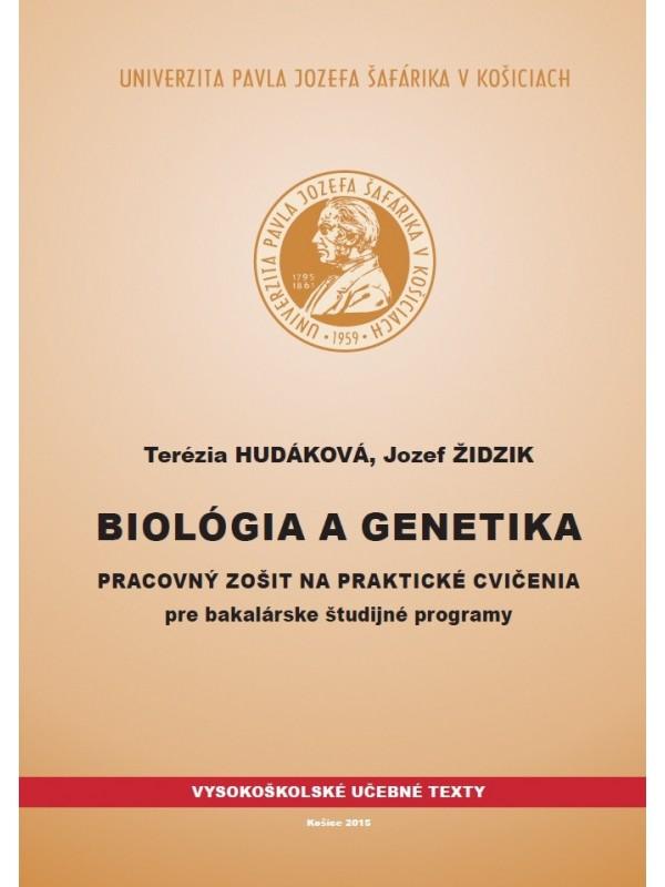 Biológia a genetika - pracovný zošit na praktické cvičenia
