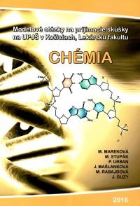 Chémia - modelové otázky na prijímacie skúšky na UPJŠ v Košiciach, Lekársku fakultu