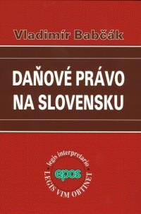 Daňové právo na Slovensku