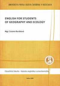English for Students of Geography and Ecology
