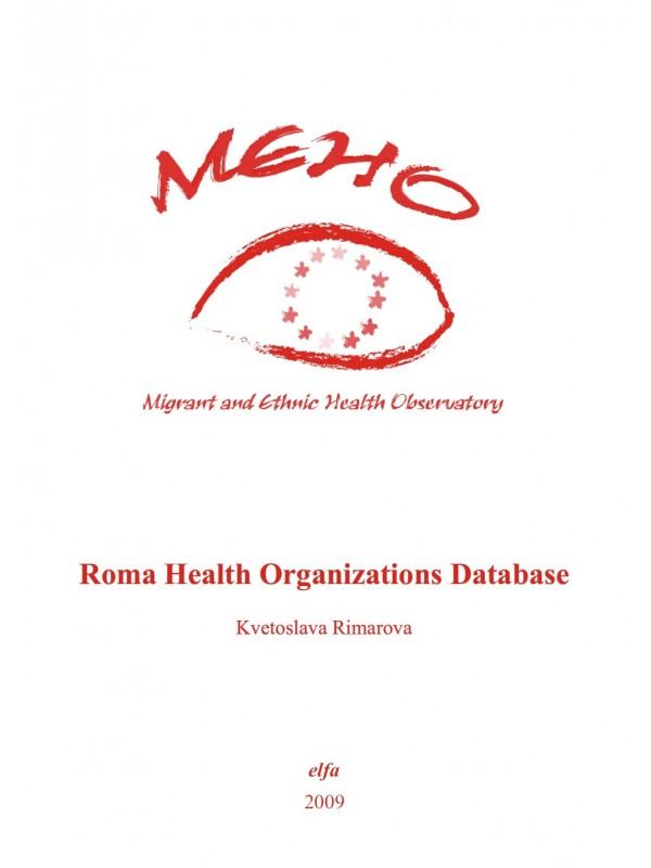 Roma Health Organizations Database