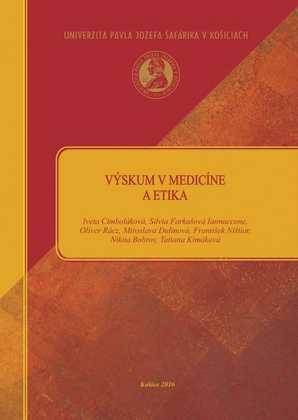 Výskum v medicíne a etika