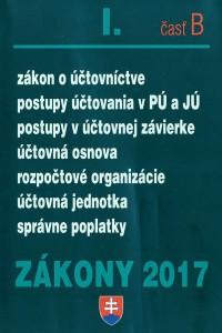 Zákony 2017 I. časť A